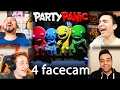 Youtuberler partİde 4 facecam party panic mp3