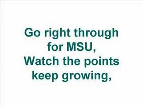Michigan State University - Fight Song