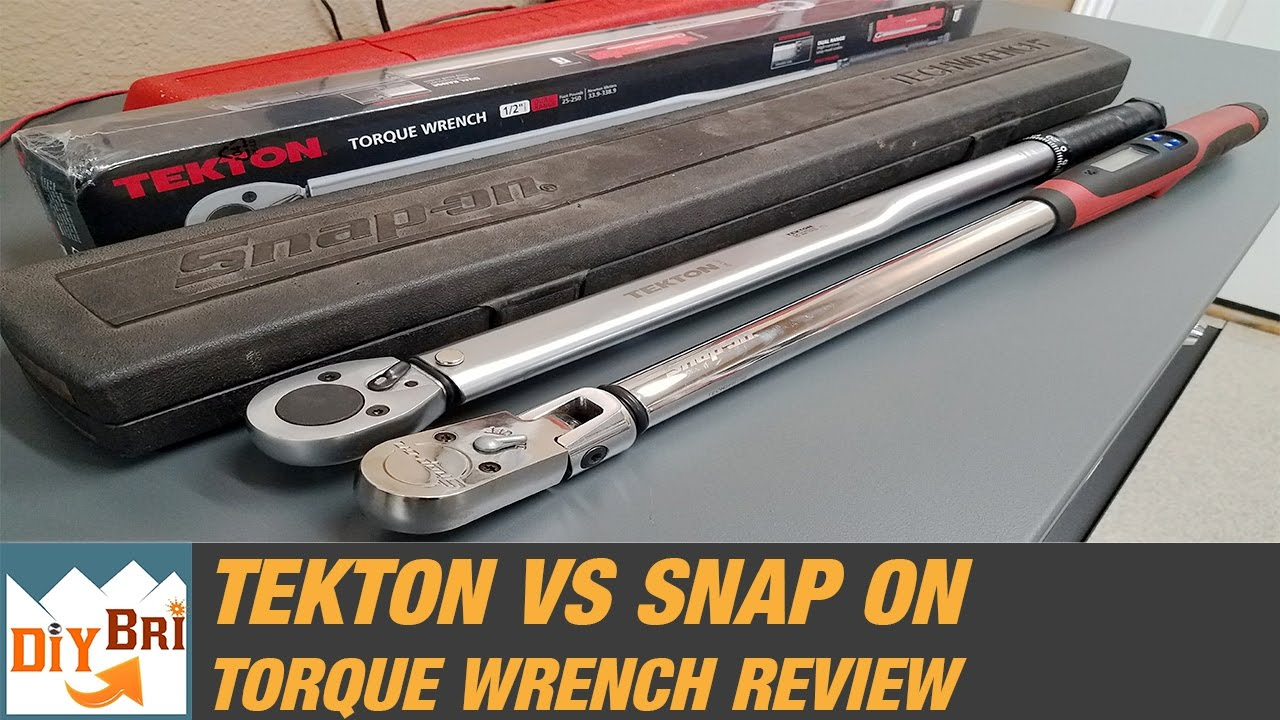 Inch Pound Torque Wrench Reviews