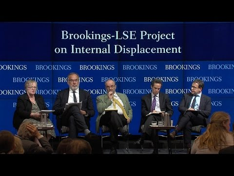 Internal displacement: Lessons learned after 20 years - Panel 2