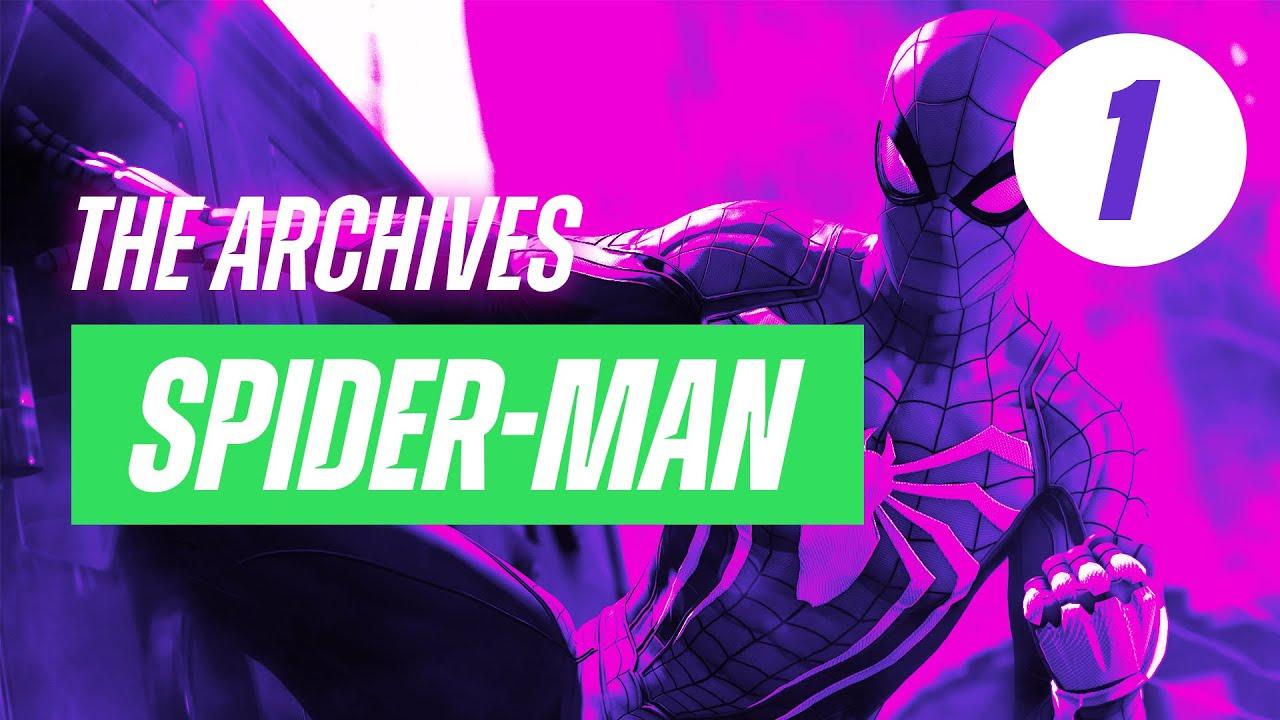 Sucking at Marvel's Spider-Man – Livestream Archive