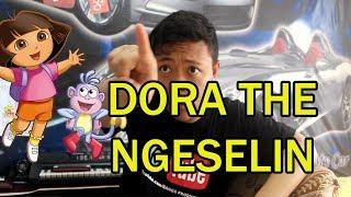 10 Tipikal Orang Nonton Dora The Ngeselin - Emosi !!! Ngakak