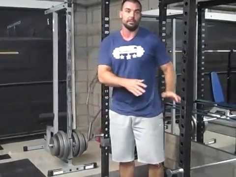 The Standing Band Hip Thrust