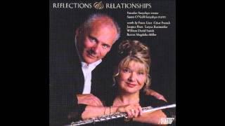 CESAR FRANCK: Sonata in A-Major for Violin and Piano (Flute version) - finale