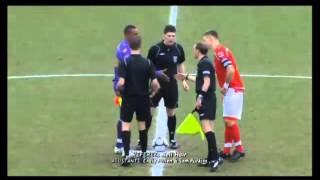 Schnellste Rote Karte der Welt - Fussball - Fast Red Card