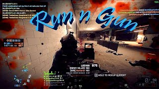 Run N Gun 2 | BF4 Infantry