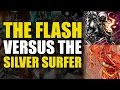DC vs Marvel: The Flash Versus The Silver Surfer