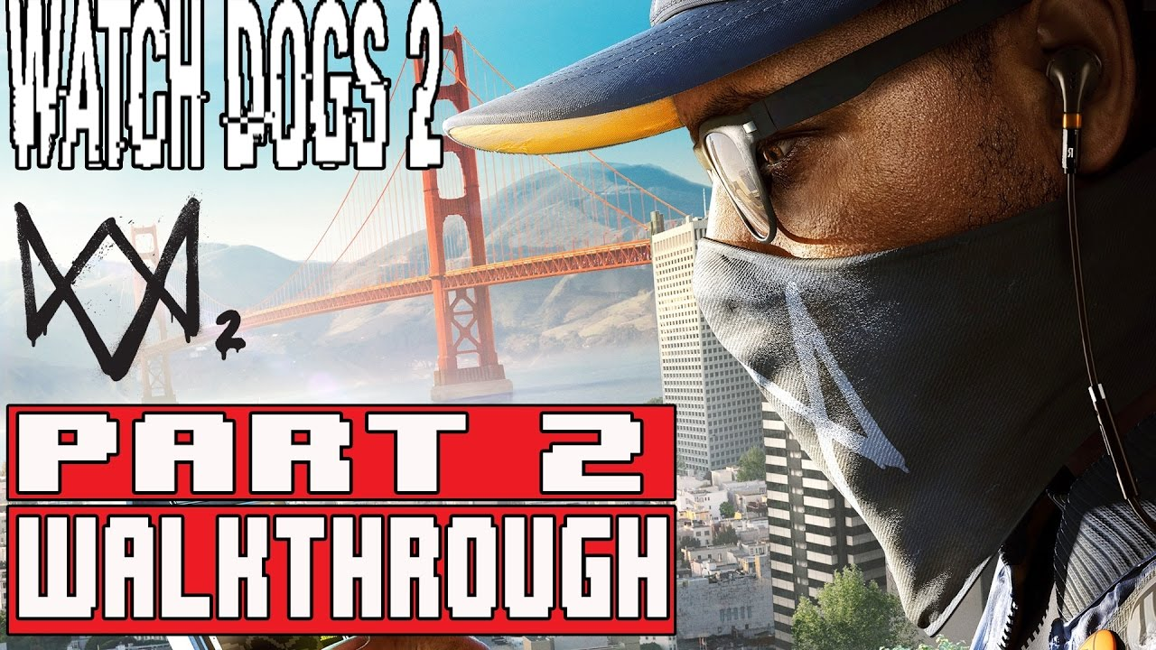 Watch Dogs  Walkthrough No Commentary