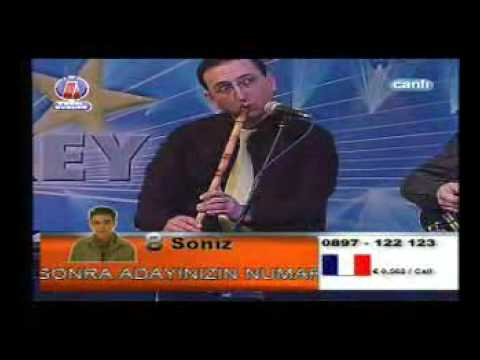 Popstar SONIZ, Isirganotu,Kivircik Ali, mütis ve güzel ses