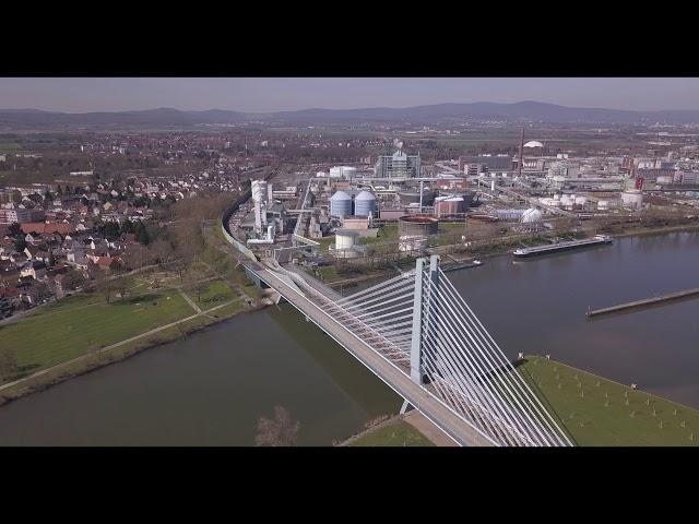 Werksbrücke West Höchst