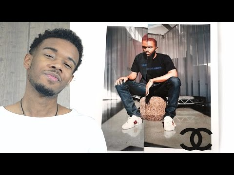 Frank Ocean - CHANEL REACTION/REVIEW
