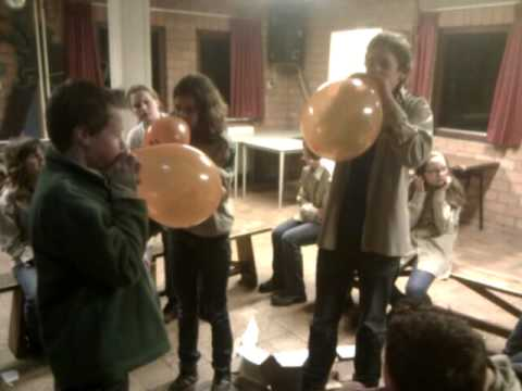 ballonnen kapot blazen