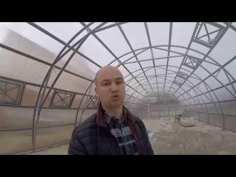 видео: МОЯ ЗИМНЯЯ ТЕПЛИЦА С ОСВЕЩЕНИЕМ, СИСТЕМОЙ ПОЛИВА, ОТОПЛЕНИЕМ И ПРОЧИМИ ПРИБАМБАСАМИ
