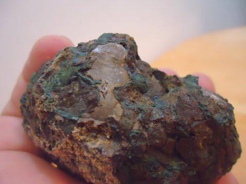 Kimberlite in diamonds 7