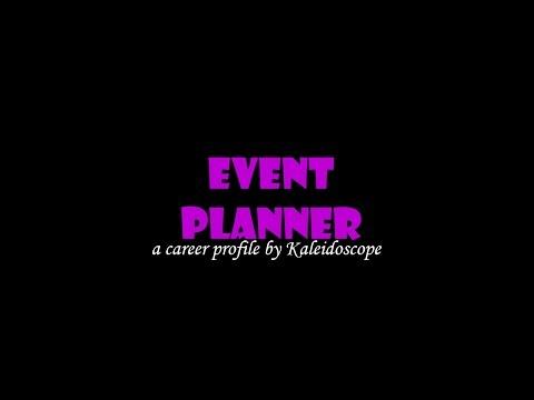 Event Planner - Career Profile