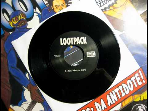 Lootpack - Bone Marrow (1998) mp3