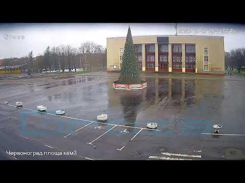 Telekanal15: Площа міста Червоноград Онлайн