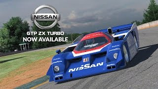 The 1989 Nissan GTP ZX-Turbo / Available Now on iRacing