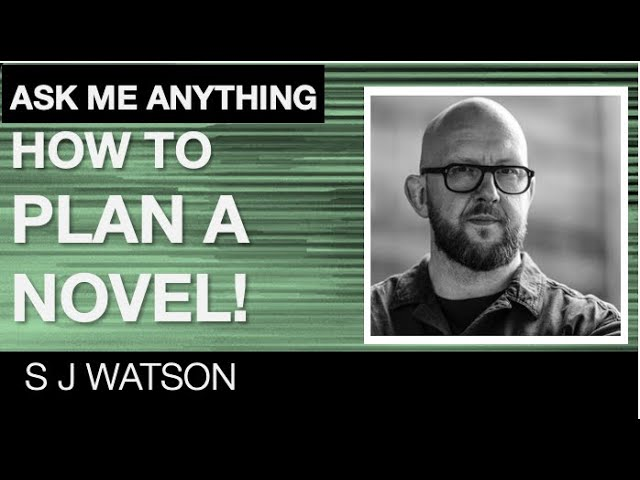 Q&A | How to plan a novel