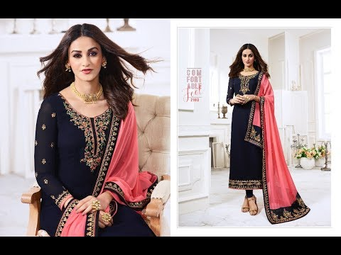 Latest Indian Salwar Suits Dresses Collection 2018 || NYSA LIFESTYLE || NYSA LIFESTYLE VOL-2