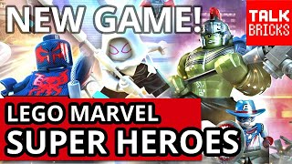 LEGO Marvel Super Heroes 2 Announced! Teaser Trailer! New Characters! Story Breakdown!