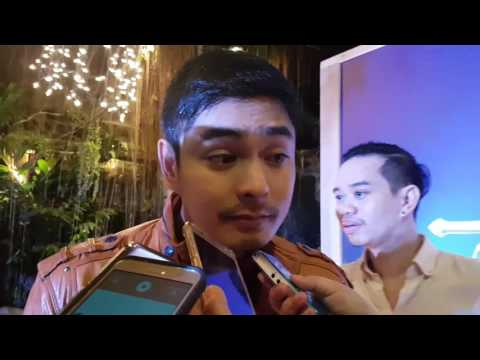 Coco Martin on his first directorial job in Ang Panday; on having a beauty queen as leading lady
