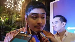 Coco Martin on his first directorial job in Ang Panday; on having a beauty queen as leading lady thumbnail