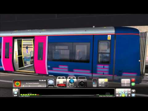Train Simulator 2013 - Thameslink Line - West Hampstead To London Bridge