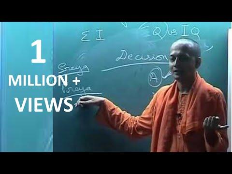 """Swami Sarvapriyananda-""""BHAGVAD GITA FOR STUDENTS"""" at IIT Kanpur"""