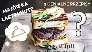 ❗️MAJÓWKA LAST MINUTE ❗️- 3 szybkie przepisy na grilla | Ugotowani.tv HD