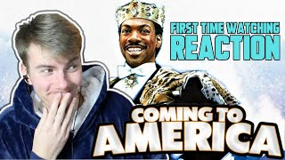 Coming To America (1988) - MOVIE REACTION - FIRST TIME WATCHING
