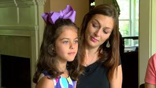 Emily Branstetter Talks About Her Daughter's Gift of Life