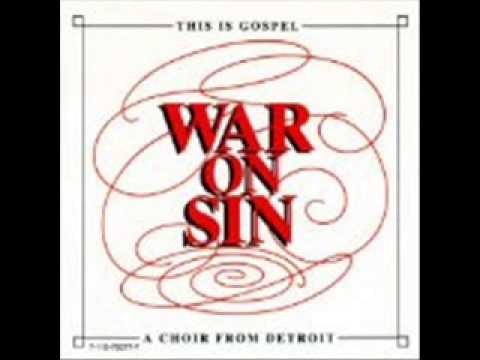 War On Sin-Couldn't Keep It To Myself