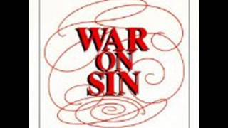 War On Sin-Couldn