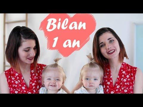 BILAN 1 AN LILI-ROSE - MUM & BABY