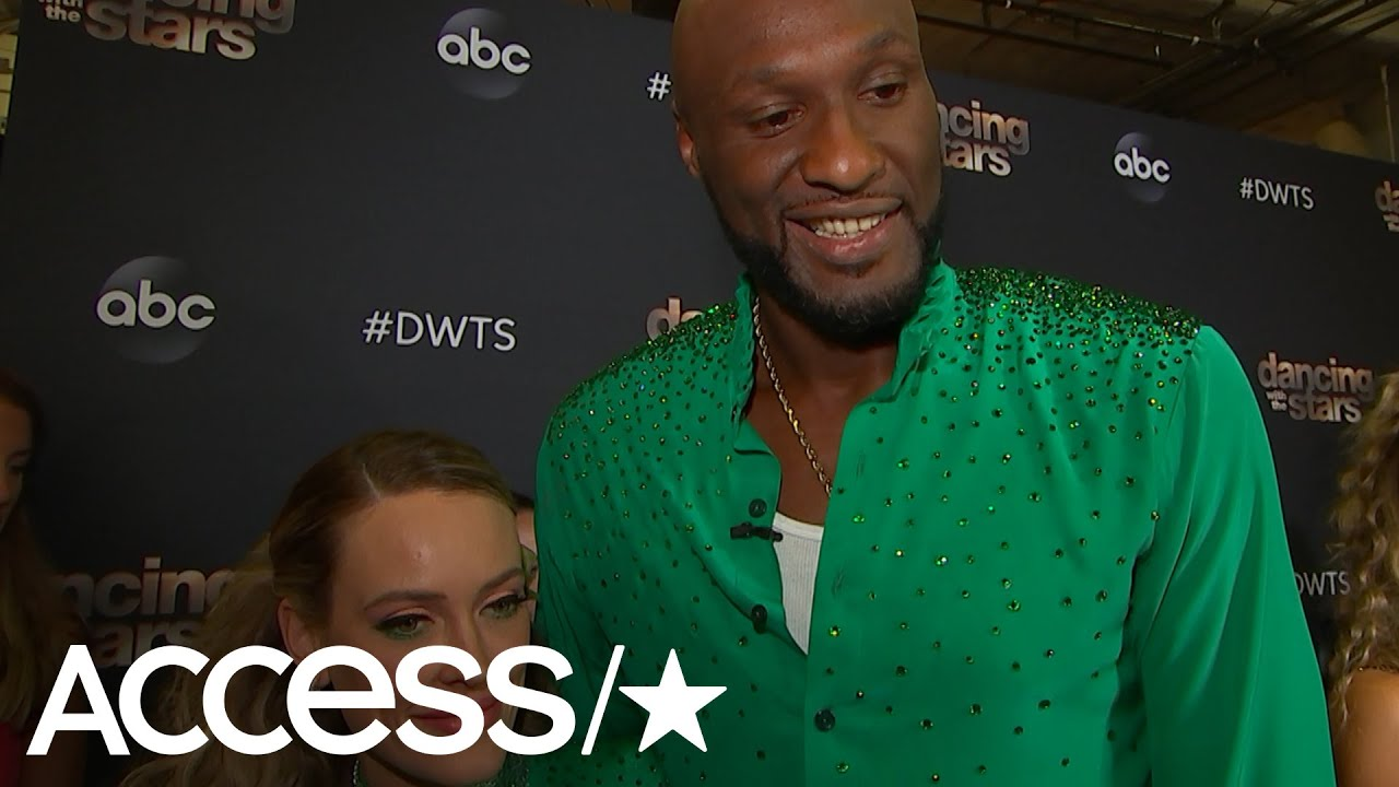 Lamar Odom Explains How He Plans to 'Move Forward' Following 'DWTS' Elimination (Exclusive)