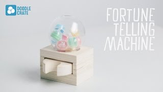 Doodle Crate Fortune Telling Machine
