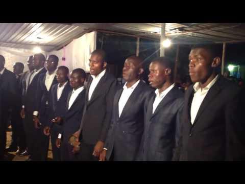 "Coro Zacarias Masculino/""Luanda""/90 anos de Kimpondo Soyo 2015."