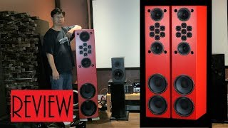 $3k speaker better than $30k speaker? Tekton Double Impact impression