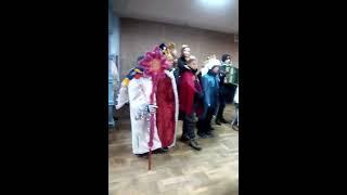 Вертеп м Стебник СЗШ 6 в Трускавці сан Кришталевий палац 08 01 2017