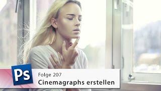 Cinemagraphs erstellen – Die Photoshop-Profis – Folge 207