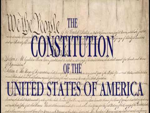 Constitutional Law of the United States