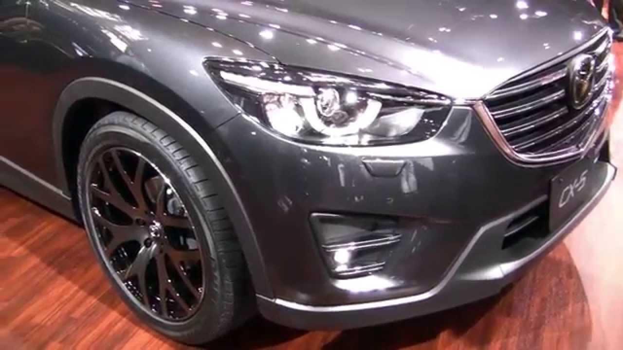 Cx 5 On Rays Waltz S7 Wheels Mazdas247 Youtube