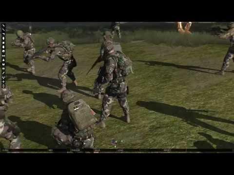 ARMA3 JAPAN COOP No1 初めての動画