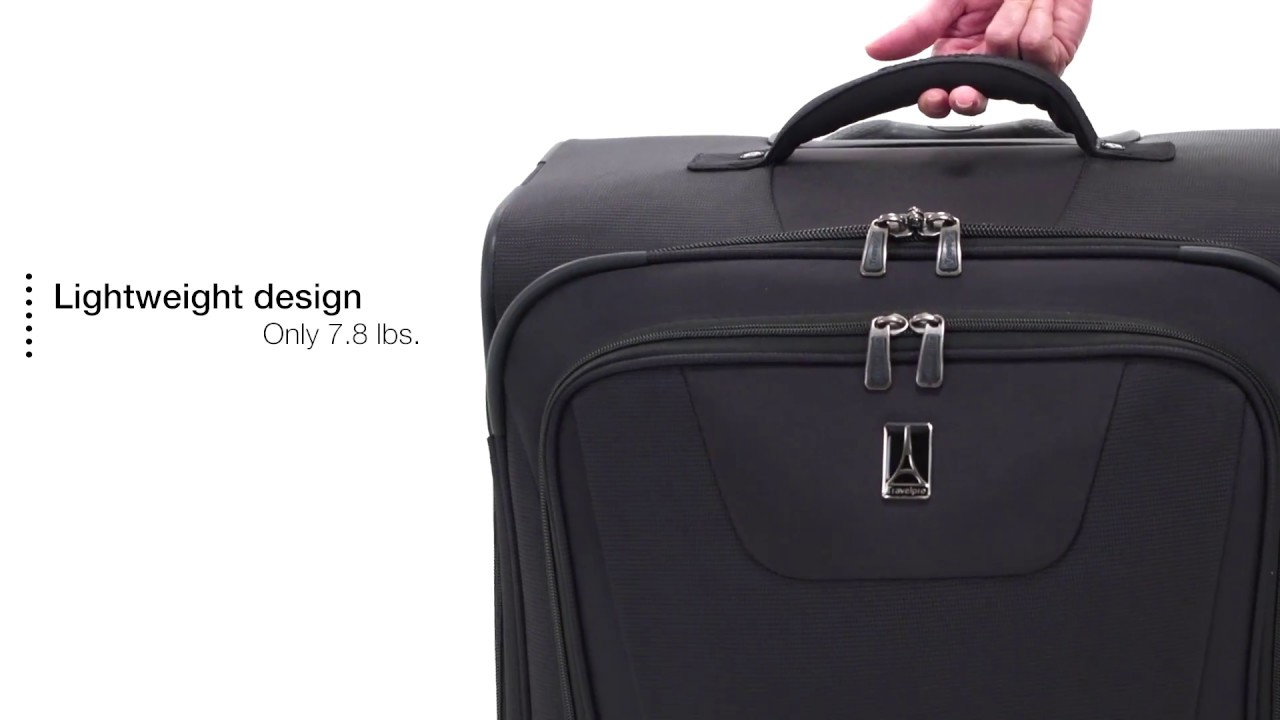 55eb6adcd Discover The Ultimate Luggage - The Travelpro Maxlite 4 25