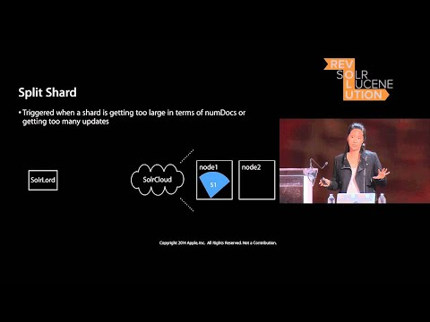 SolrCloud At Apple: Automating And Scaling For Massive Multi-Tenancy