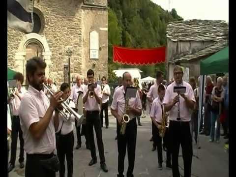 festa san chiaffredo isasca 2012