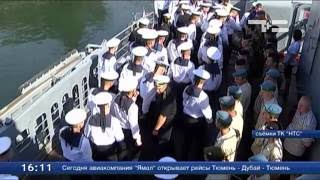 Тюменцы собрали книги для моряков с «Ладного»
