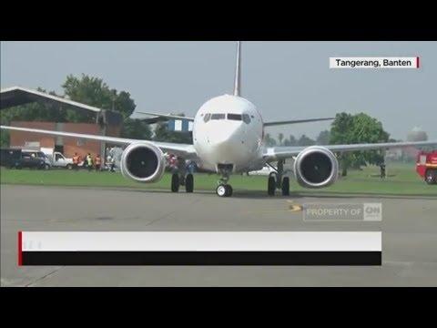 Lion Air Pamer Pesawat Baru - indonesia