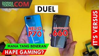 ADU KUAT!!! Zenfone Max Pro M2 VS. Realme U1 | Mediatek Helio P70 Vs. Snapdragon 660 AIE
